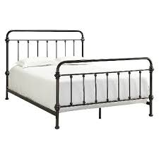 Iron Frame Beds Tilden Standard Metal Bed Inspire Q Target