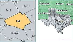 ft cbell map bell county map of bell county tx where is bell county