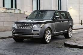 range rover truck report next generation range rover discovery could move upmarket