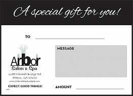 salon gift cards certificate template hair gift certificate template luxury spa