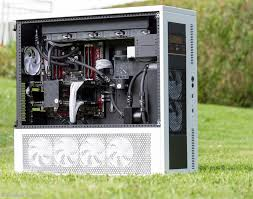 caselabs sma8 with ekwb components computer mods pinterest