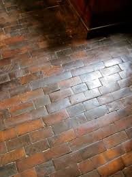 Portstone Brick Flooring by Wood Floor Tiles Made Of Calden Wood Found In La Pampa