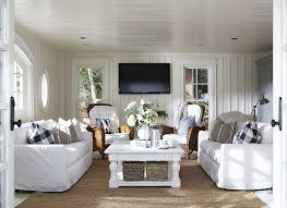 Muskoka Lake Cottage Home Bunch An Interior Design  Luxury - Cottage family room