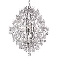 versailles chandelier trans globe hh 6 sl versailles silver 6 light chandelier littman