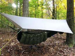 backpacking hammock kangas s setup diy tarp amazon