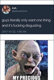 Its Friday Meme Disgusting - it s disgusting what it does to you lotrmemes