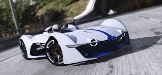 renault alpine vision concept 2015 alpine vision gran turismo concept add on replace gta5