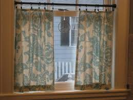 Tension Rod Curtains De Jong Dream House Tension Rod Curtain In Deep Window Sill For