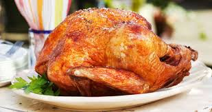 fried turkey delicious and moist eat well