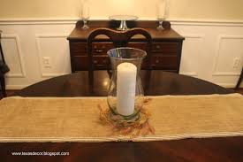texas decor dining room table centerpiece and a few other changes