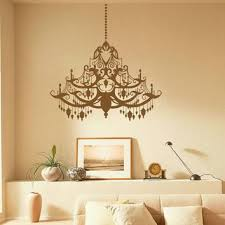 Chandelier Wall Decal Best Wall Decal Lamp Products On Wanelo