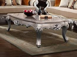 victorian marble top end table victorian marble top coffee table with silver carved frame
