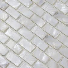 shell tile backsplash mother of pearl mosaic tiles subway pearl shell tile backsplash bk03