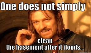 Flooded Basement Meme - sensational design flooded basement meme flood quickmeme