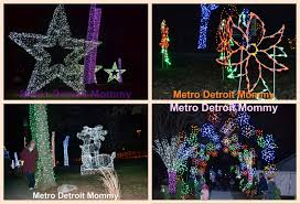 Detroit Zoo Wild Lights Metro Detroit Mommy Wild Lights At The Detroit Zoo