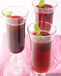 nonalcoholic holiday drinks martha stewart