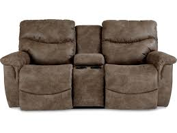 Rocking Reclining Loveseat With Console Loveseats Muncie Anderson Marion In Loveseats Store Gill