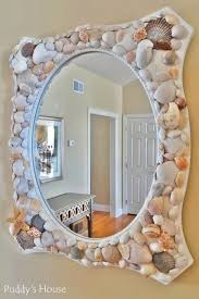 seashell bathroom ideas crafts that bring the into your home