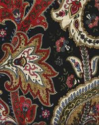 Waverly Upholstery Fabric Waverly Plumtree Paisley Spice Best Fabric Store Online
