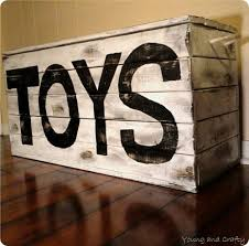 Build A Toy Box Chest by Best 25 Pallet Toy Boxes Ideas On Pinterest Pallet Trunk