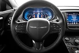 2015 Chrysler 200 Interior 2015 Chrysler 200s Steering Wheel Photo 73964732 Automotive Com