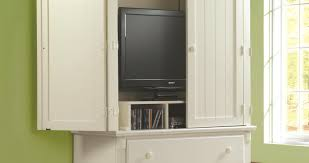 cabinet wonderful hidden tv cabinet awesome brown
