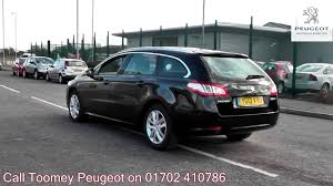 black peugeot for sale 2013 peugeot 508 sw active 2l nera black metallic yg13vvo for sale
