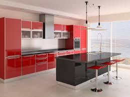 kitchen red red kitchen decoration designs guide