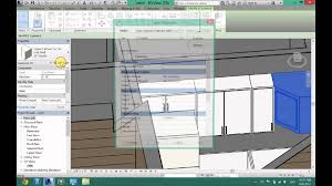 create a kitchen in revit architecture youtube