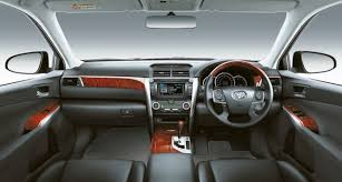 Toyota Camry 2013 Interior Toyota Camry Upgraded With Additional Safety Features Motor