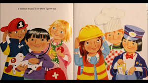 career day by anne rockwell children u0027s book w visible text