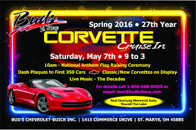 buds corvette buds chevrolet corvette cruise in may 7th corvetteforum