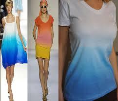 Simply Spray Upholstery Paint Walmart Ombre Diy Shirt Use Simply Spray Caribbean Blue Soft Fabric Paint
