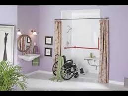 diy handicapped bathroom decorating ideas youtube