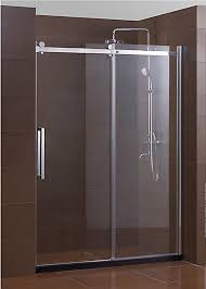 home design frameless sliding glass shower doors beadboard