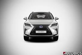 2017 lexus rx 450h new 2017 lexus rx 450h front autobics