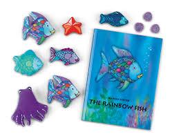 rainbow fish storytelling kit lakeshore learning