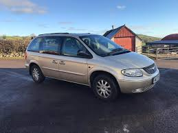 2001 chrysler voyager 2 5crd diesel manual 7 seater in