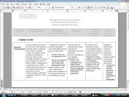 Sample Resume For Internal Auditor by 100 Internal Audit Report Template Iso 9001 Qms Internal
