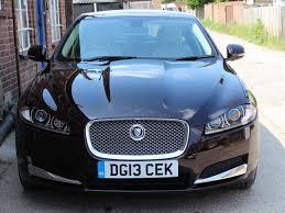 2013 jaguar xf 3 0d v6 58 794 miles premium luxury s s 240 auto