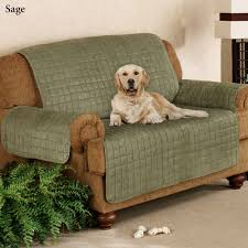 Floor Protectors For Sofa by Faux Suede Pet Furniture Covers For Sofas Loveseats And Chairs