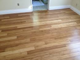 Bamboo Flooring In Basement by After Three Months Of Manky Carpet And Countless Stalls The