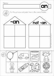 51 best word families images on pinterest kindergarten