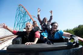 X2 Six Flags Six Flags Magic Mountain Captures The Crown As Best Theme Park