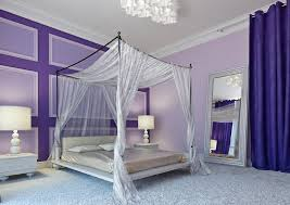 Blue Purple Bedroom - bedroom decor cute room colors lavender and grey bedroom purple