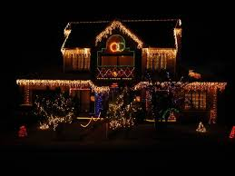 wrap your home in lights outdoor