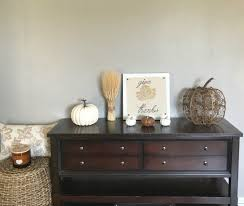 Fall Home Decorating by Home Decor Tour A Cup Full Of Sass