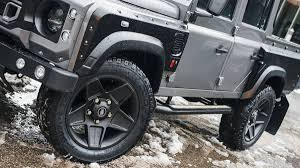 kahn land rover defender double cab land rover defender от дизайн студии a kahn design