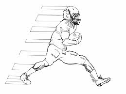 cam newton coloring pages page 1 coloring home