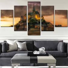 Art For Living Room by Compare Prices On Castle Wall Art Online Shopping Buy Low Price